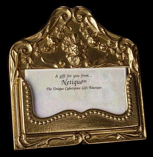 Victorian Card Holder