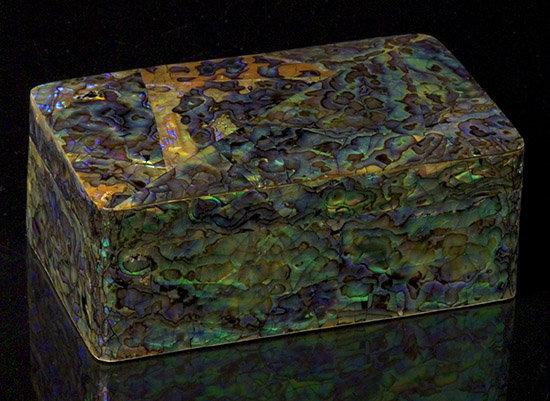 Paua Shell Decorative Box
