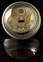 Great Seal Eagle Paperweight
