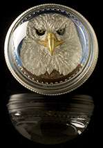 Presidential Eagle Paperweight