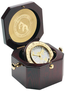 Grand Admiral World Time Clock