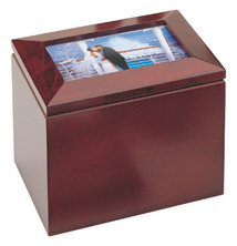 Treasured Memories Photo Box