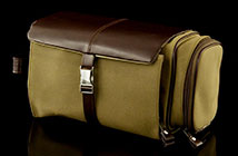 Brown Travel Mate Toiletry Kit