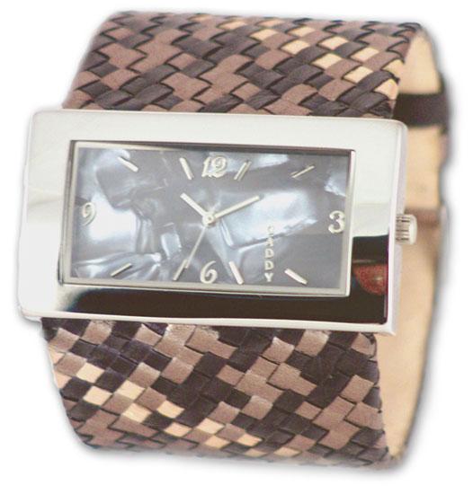 Black Weave Watch