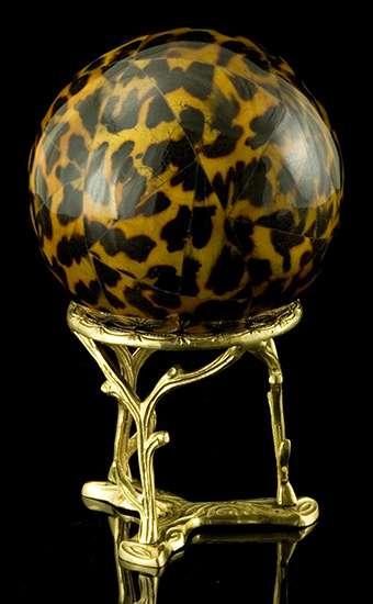 Leopard Shell Sphere