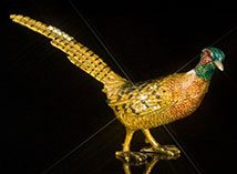 Jeweled Pheasant Box