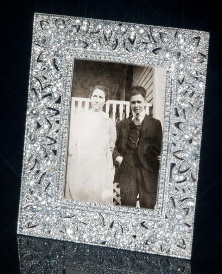 Windsor Jeweled Frame