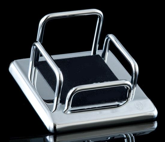 Chrome Cell Phone/PDA Holder