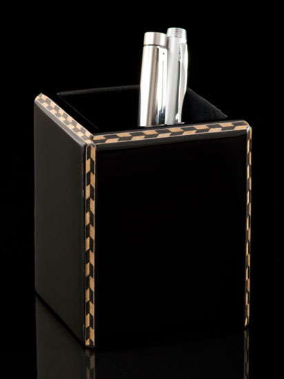 Cambridgeshire Inlay Pen Holder