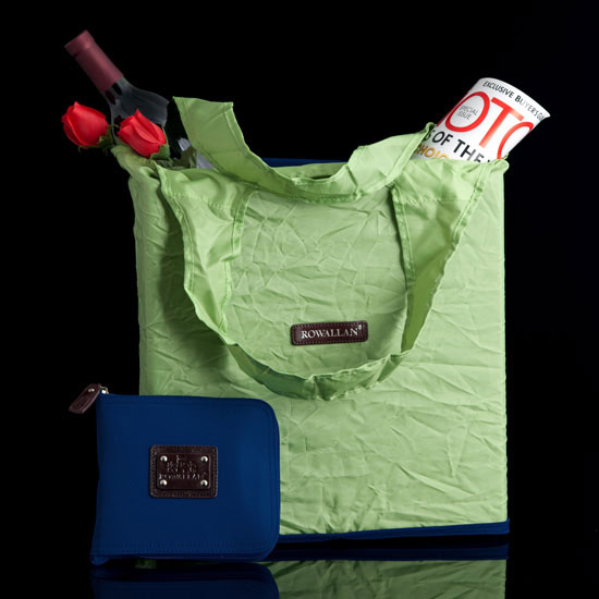 Mariner Blue Zip-Out Tote