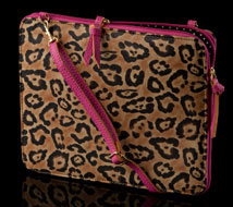 Faux Leopard Tablet Case