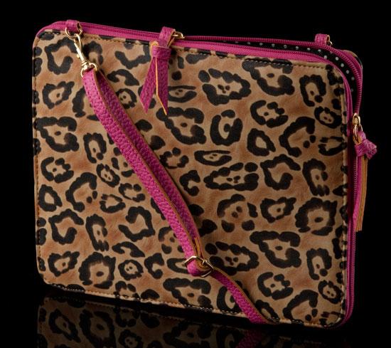 Faux Leopard Ipad Case