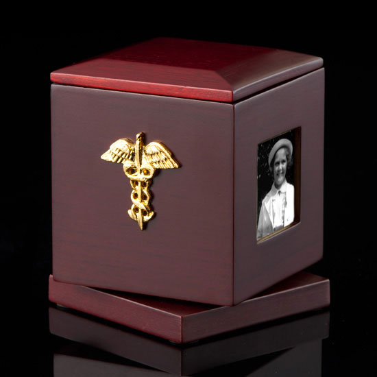 Medical Rotating Frame Box with Clock