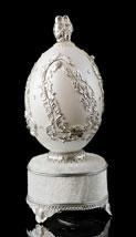 Sugar Plum Fairy Ballerina Egg
