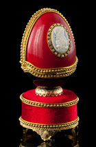 Nutcracker Suite Musical Egg