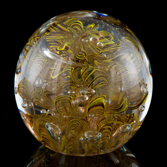 Caffe Latte Paperweight