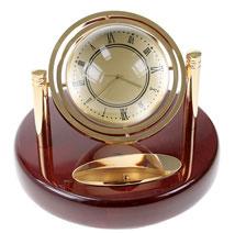 Gyro Globe Clock