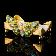 Marquis Butterfly Desktop Card Holder