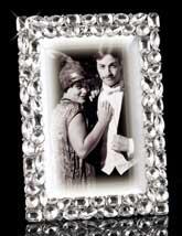 Sparkling Fantasy Jeweled Picture Frame