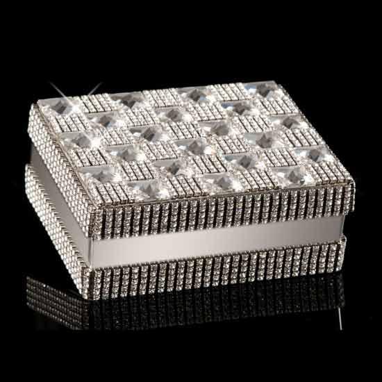 Harlowe Jewelry Box