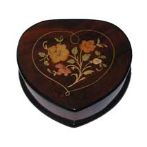 Love Story Music Box