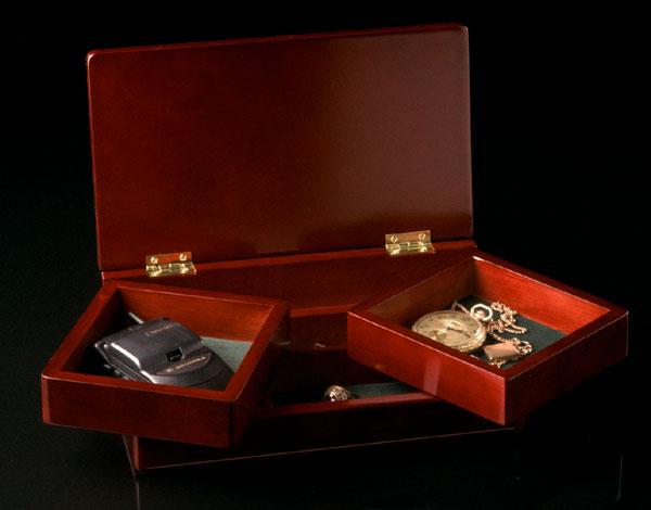 Rosewood Treasure Box