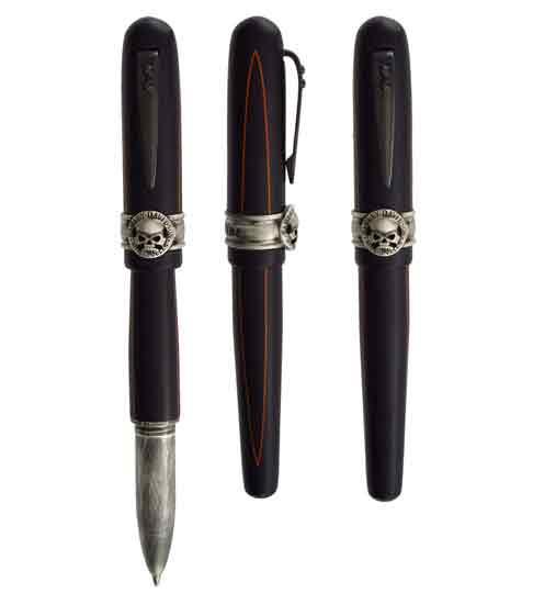 Harley Davidson Blackline Ballpoint Pen
