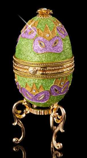 Carnival Musical Egg