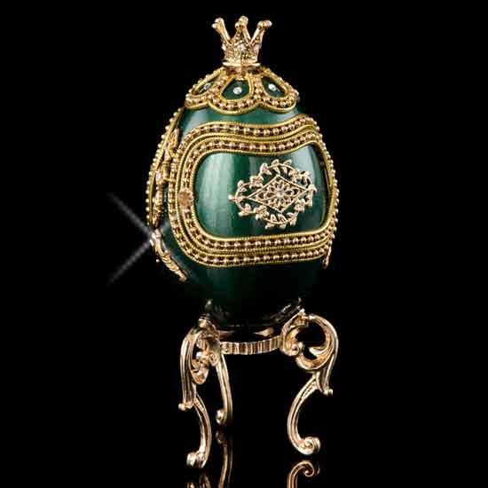 Imperial Carousel Musical Egg