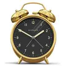 Brass Awakening Alarm Clock