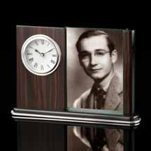 Coventry Desk Clock and Frame