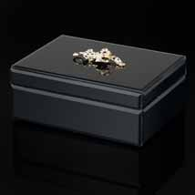 Jeweled Panther Accessory Box