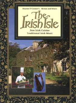The Irish Isle Menus and Music