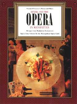 Dining and the Opera Menus and Music