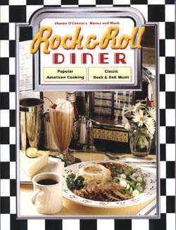 Rock & Roll Diner Menus and Music
