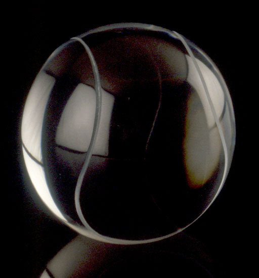 Crystal Tennis Paperweight