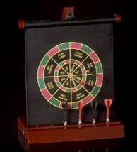 Magnetic Dart Game - Back