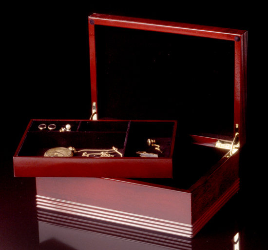 Rosewood Jewel Box