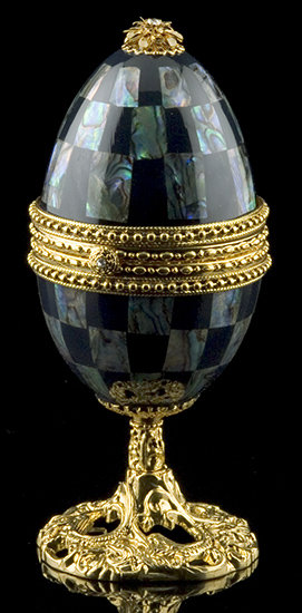 Black Pearl Musical Egg