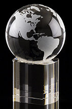 Illusion Crystal Globe