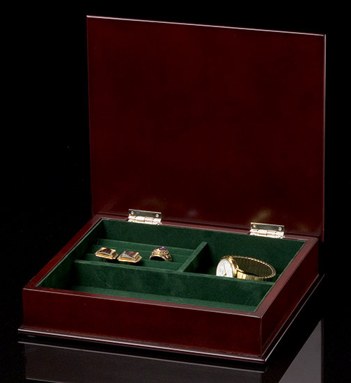 Oxford Jewelry Box
