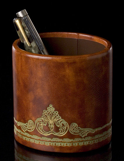 Itallian Biscotto Pencil Cup