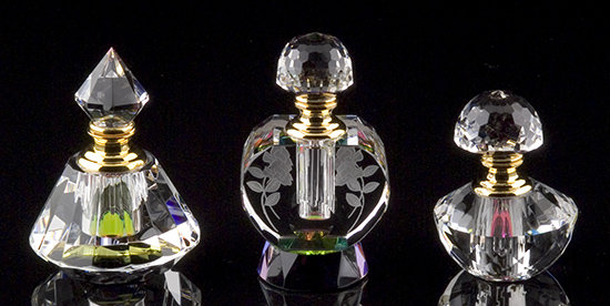 Starlight Reflections Perfume Bottle