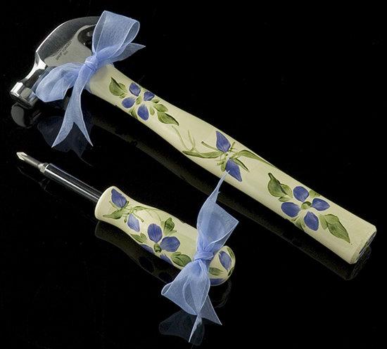 Periwinkle Blue Tool Kit