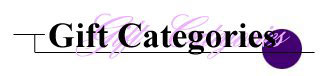 Gift Categories